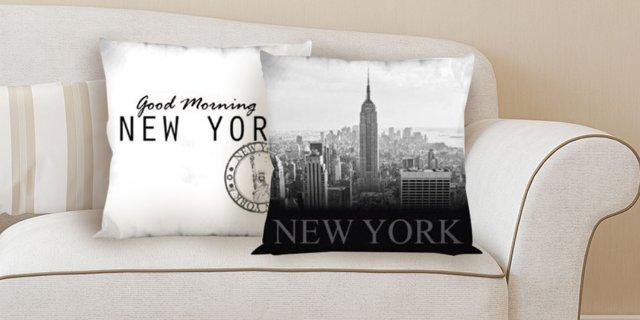 Párnahuzat, New York + más város