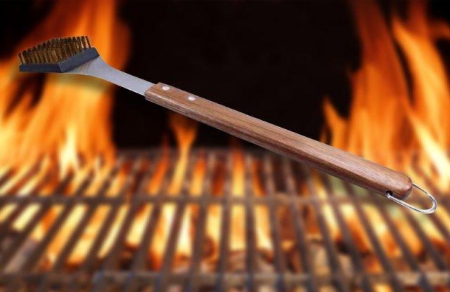 Jamie Oliver BBQ grill kefe