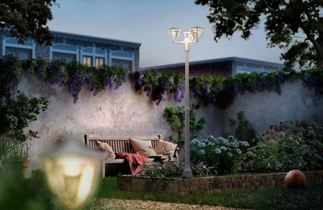 Philips MyGarden ROBIN kerti állólámpa + más típusban