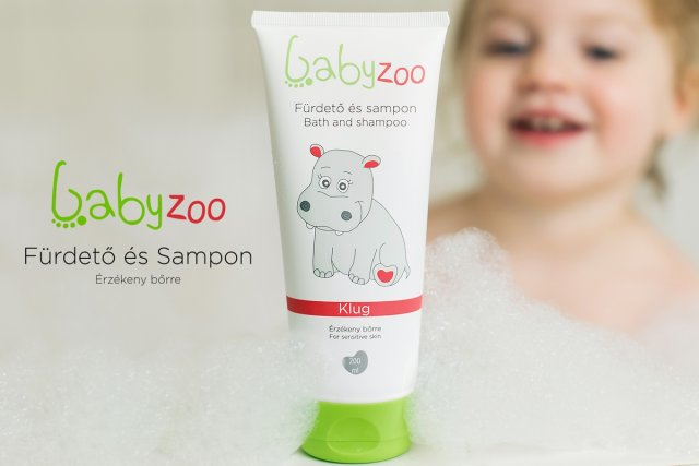 Babyzoo Fürdető & Sampon