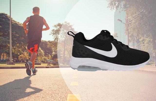 Nike Air Max Motion LW férfi cipő, fekete, 45,5 + több méretben