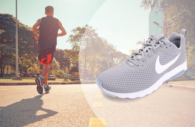 Nike Air Max Motion LW férfi cipő, szürke, 44 + több méretben
