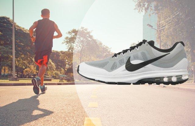 Nike Air Max Dynasty 2, férfi futócipő, szürke, 44 + más méretben