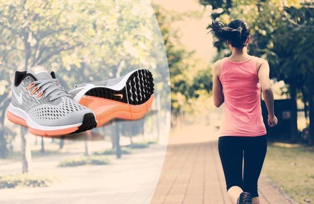 Nike Air Zoom Winflo 4 női cipő, szürke, 36,5 + más méretben