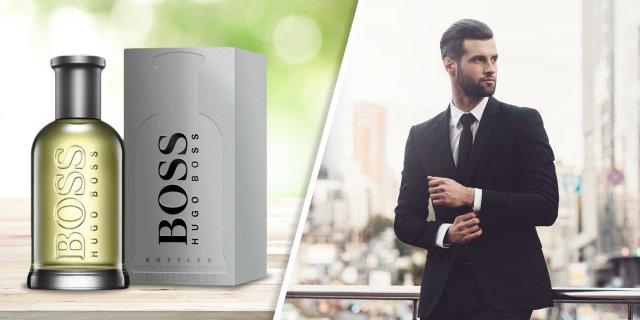 Hugo Boss | Bottled, férfi parfüm (eau de toilette) 100 ml + más kiszerelésben