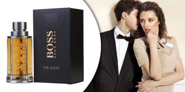 Hugo Boss   The Scent, férfi parfüm (eau de toilette) 50 ml