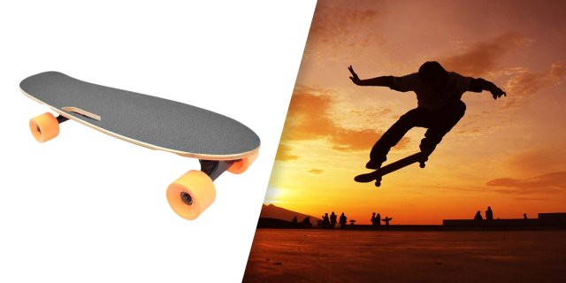 ConCorde e-SkateBoard 2, elektromos gördeszka