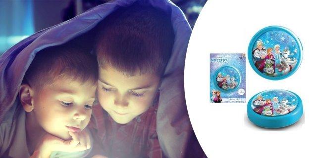 LED Lámpa Disney Frozen, Jégvarázs