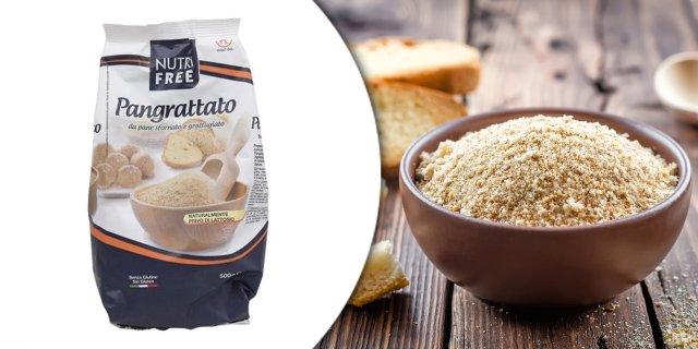 Nutri Free Pangrattato gluténmentes zsemlemorzsa 500 g