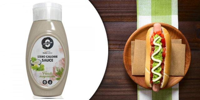 Near Zero Calorie szósz - Francia majonéz 450 ml