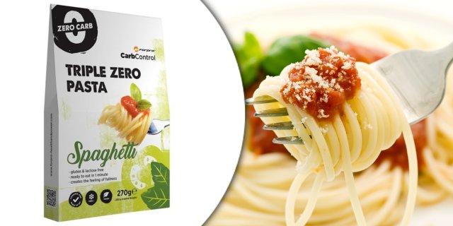 Triple Zero tészta- Spagetti 270 g