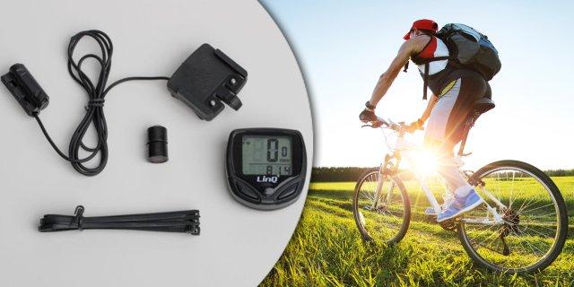 Bicikli km mérőóra