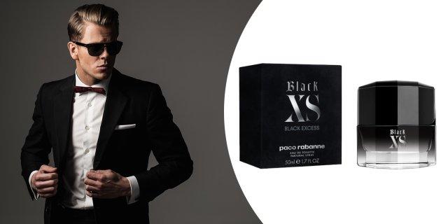 Paco Rabanne | Black XS (Black Excess) új csomagolás, férfi parfüm (eau de toilette) 50 ml
