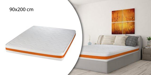 Bedora Orange Fresh Memóriahabos matrac, 90x200 cm + több méretben
