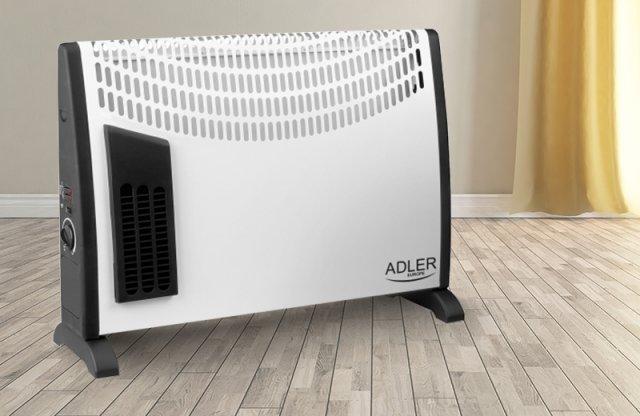 Adler elektromos konvektor