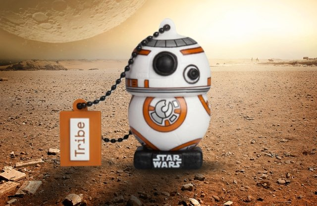 Tribe pendrive Star Wars - BB-8 Design, 16GB