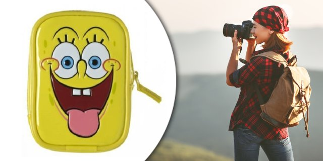 Kameratáska, Spongya Bob
