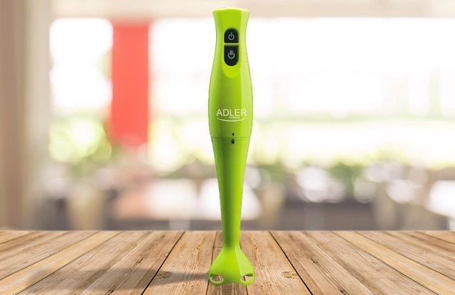 Adler botmixer, 200W, zöld